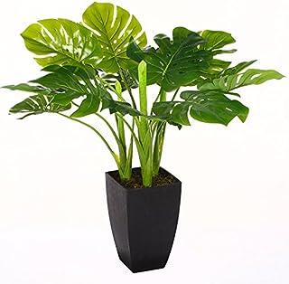 13 Palmes 110cm ext/érieur Palmier en Pot artplants.de Palmier Artificiel Areca en Pot Plante Artificielle Palmier