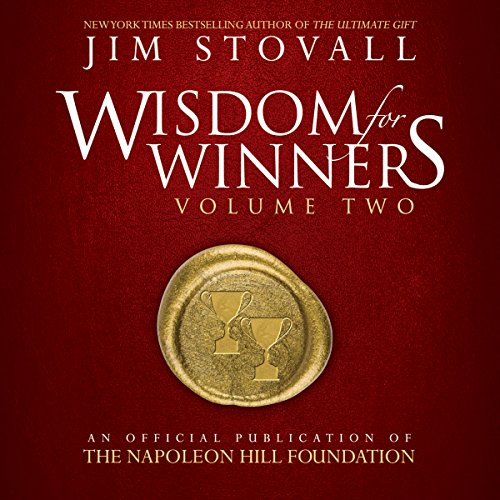 Wisdom for Winners, Volume Two audiobook cover art