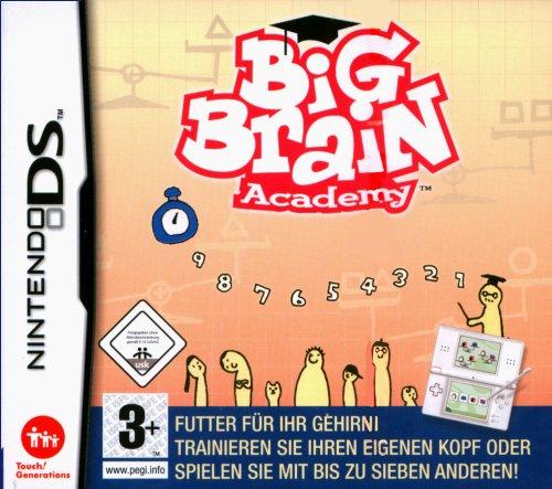 Nintendo Big Brain Academy - Juego (Nintendo DS)