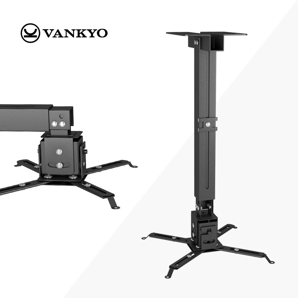 VANKYO - Soporte de Pared Universal para proyector LED HD: Amazon ...
