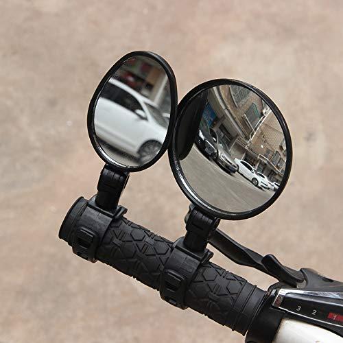 SHIJING Fiets Spiegel Universele Stuur Achteruitkijkspiegel 360 graden Draai voor Bike MTB Fiets Fietsen Accessoires