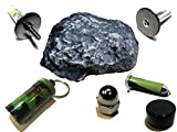 Ultimate Stealth Geocache SEVEN Pack Ready To Hide with Waterproof Log Sheets