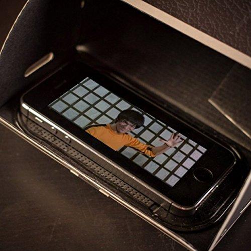 Diversión Cine DIY Cartón Smartphone Móvil Celular proyector ...