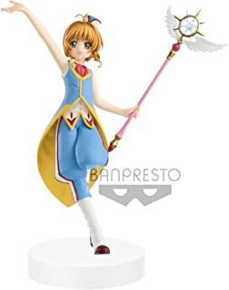 Banpresto Cardcaptor Sakura clear card ed. EXQ figure ~
