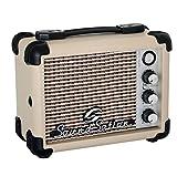 Soundsation - MPA 10g?Mini ampli portable 5W pour guitare - Alimentation via batterie ou adaptateur secteur
