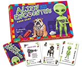 Alien Encounters with Dogs Card Game - Hilarious - Families, Parties, Children - Help Neighborhood Dogs in Warding Off an Alien Attack!