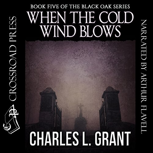 When the Cold Wind Blows audiobook cover art