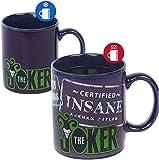 DC Comics - Tazza termica Joker con stampa in ceramica, in confezione regalo