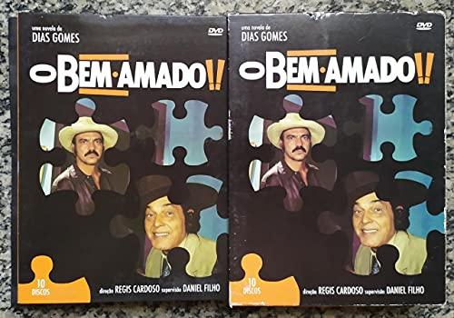 O BEM AMADO - NOVELA/BOX (DVD)