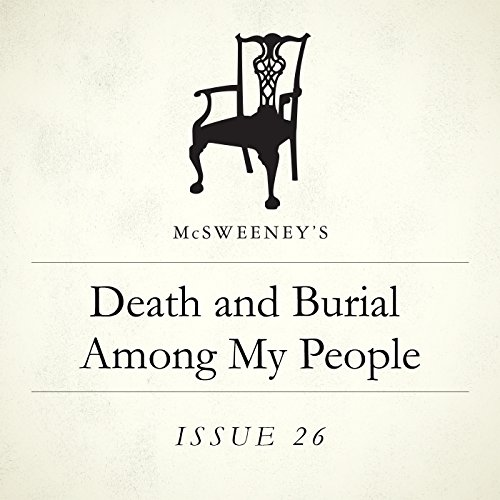 Death and Burial Among My People audiobook cover art