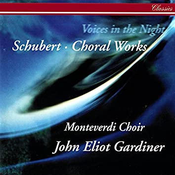 Schubert: Voices in the Night - Choral Works