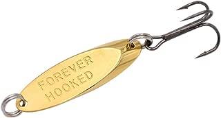 O.RIYA Forever Hooked Husband Fishing Lure Fisherman Gift Fathers Day Husband Gift from Wife