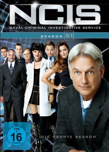 Navy CIS - Season 9, Vol. 1 (3 DVDs)