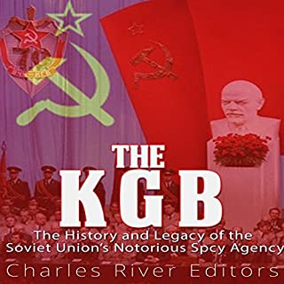 The KGB cover art