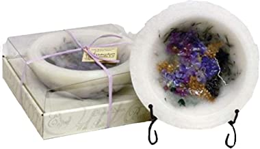 product image for Habersham Wax Pottery Vessel - Lilac Blossom