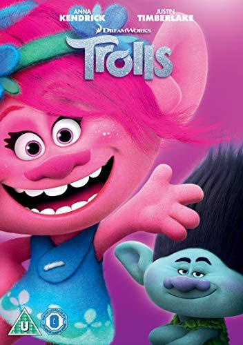 Trolls (2018 Artwork Refresh) [DVD]