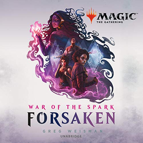 War of the Spark: Forsaken cover art