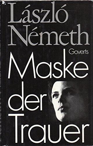 Maske der Trauer