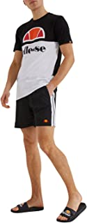 ellesse Men's Genoa Swim Shorts, Black