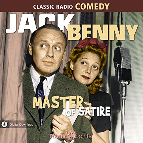 Jack Benny: Master of Satire cover art