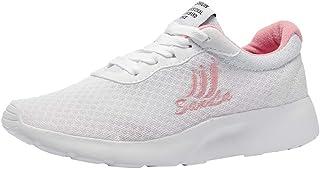 Uomo Donna Air Scarpe da Ginnastica Corsa Bianche Nero Sportive Offerta Fitness Running Sneakers Basse Casual All'Aperto F...