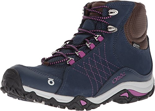 Oboz Sapphire Mid B-Dry Hiking Shoe - Women's Huckleberry 9