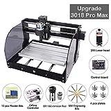 CNC Fräsmaschine Laser Engraving Machine 3018 Pro Max GRBL Steuerung