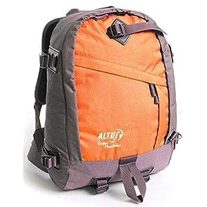51rEEpyK65L. SS300  - ALTUS Esqui Montaña Naranja/Gris Talla única