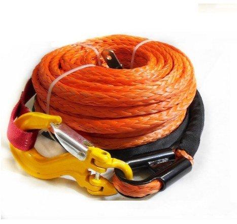 Gowe 8T schwere Seilwinde-Seil Float auf Wasser ATV UTV Anhängerkupplung Trailer Kabel Seil Lifting Sling