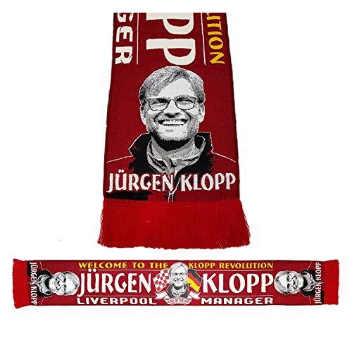 MDEO Schal Liverpool HD Einheitsgröße Jurgen Klopp