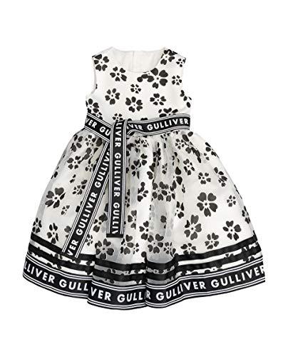 GULLIVER Vestido de Fiesta Bebé Niña de Tul Ceremonia de 3 a 13 Años