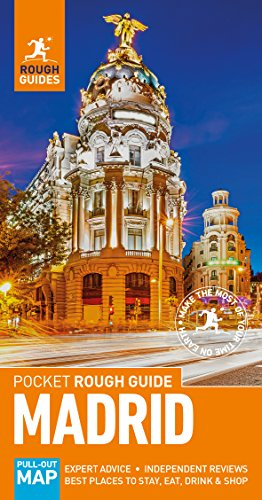 Pocket Rough Guide Madrid (Travel Guide) (Pocket Rough Guides)
