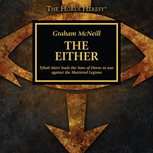 The Either audiobook cover art