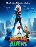 Monsters vs Aliens 35cm x 46cm 14inch x 18inch TV Show Waterproof Poster *Anti-Fading* 4WP/129760216
