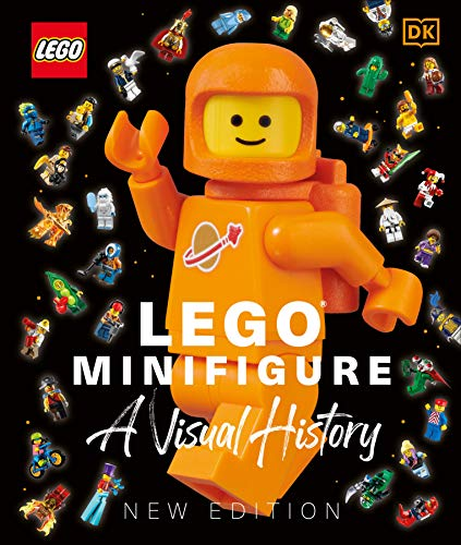 LEGO® Minifigure A Visual History New Edition (Library Edition)