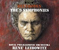 Beethoven: The 9 Symphonies by Rpo (2014-04-10)