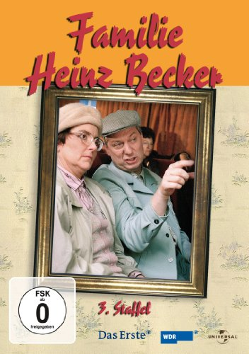 Familie Heinz Becker - 3. Staffel [2 DVDs]