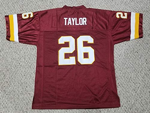 Unsigned Sean Taylor #26 Washington Custom Stitched Burgandy Football Jersey Various Sizes New No Brands/Logos (M)