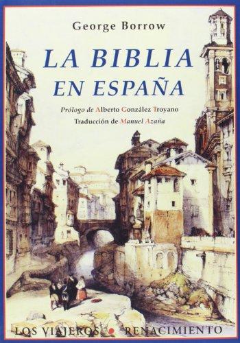 La Biblia en España: o viajes