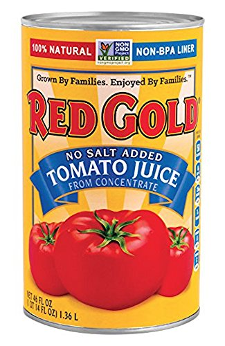 Red Gold Tomato Juice