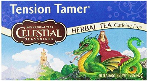 3 - Celestial Seasonings Tension Tamer Herb Tea