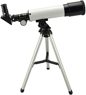 Visionking Refraction 360X50 Astronomical Telescope with Portable Tripod Sky Monocular Telescopio Space Observation Scope ...