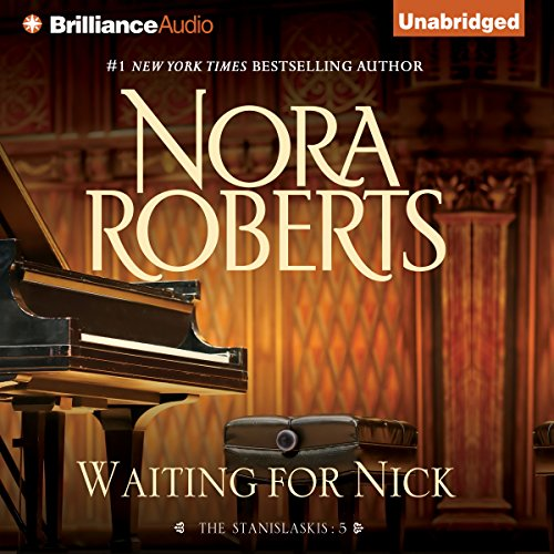 Waiting for Nick audiobook cover art