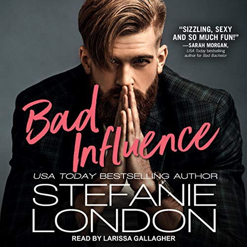 Bad Influence audiobook cover art