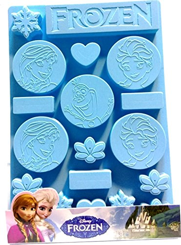 Frozen Silicone Bakeware Muffin Pan Jello Chocolate Candy Mold