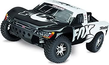 Traxxas 68086-4 Slash 4X4 1/10 Scale 4WD Short Course Truck with TQi 2.4GHz Radio and TSM Fox