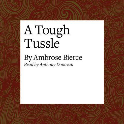 A Tough Tussle audiobook cover art