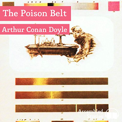 The Poison Belt Titelbild