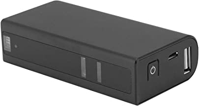 Bewinner Projektionstastatur  Intelligente Drahtlose Tastatur Tragbare Virtuelle Bluetooth-Tastatur f r PC Notebook Tablet Handy  Voice Broadcast Lautsprecher Maus 2600mAh Power Bank schwarz