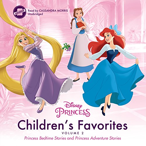 Children's Favorites, Vol. 2 audiobook cover art